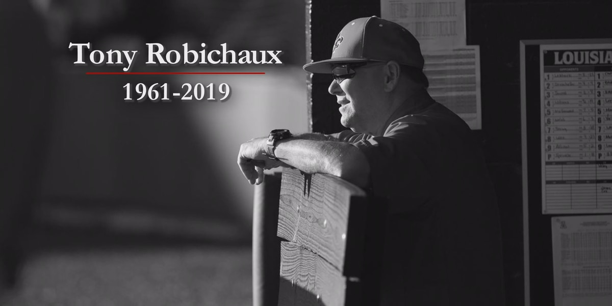 Remembering Tony Robichaux