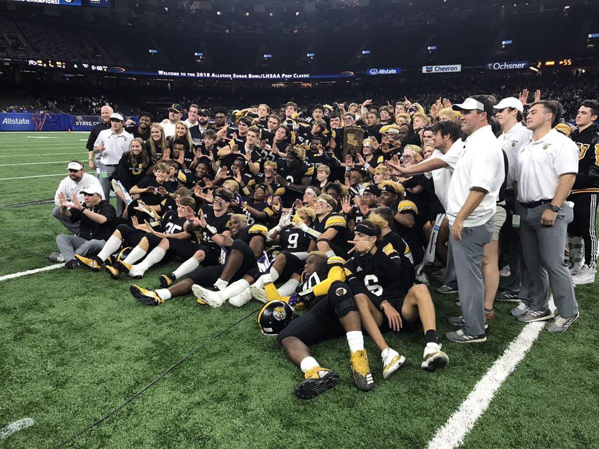 U-High wins first ever back-to-back state championships in school history