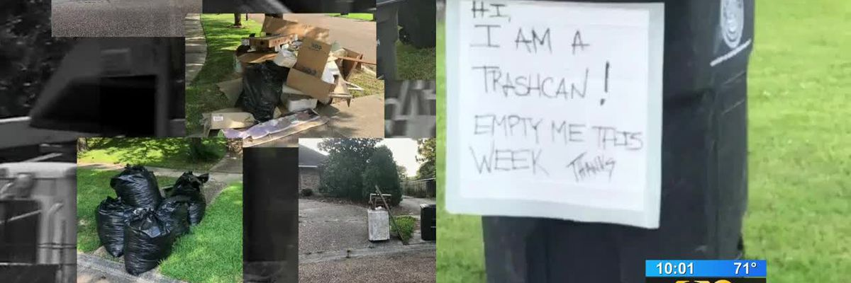 Residents still complaining about missed trash pickups from Republic Services