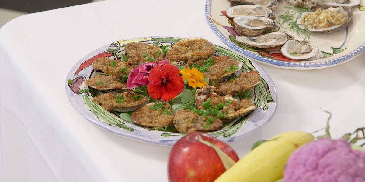 Artichoke and Oysters Dunbar