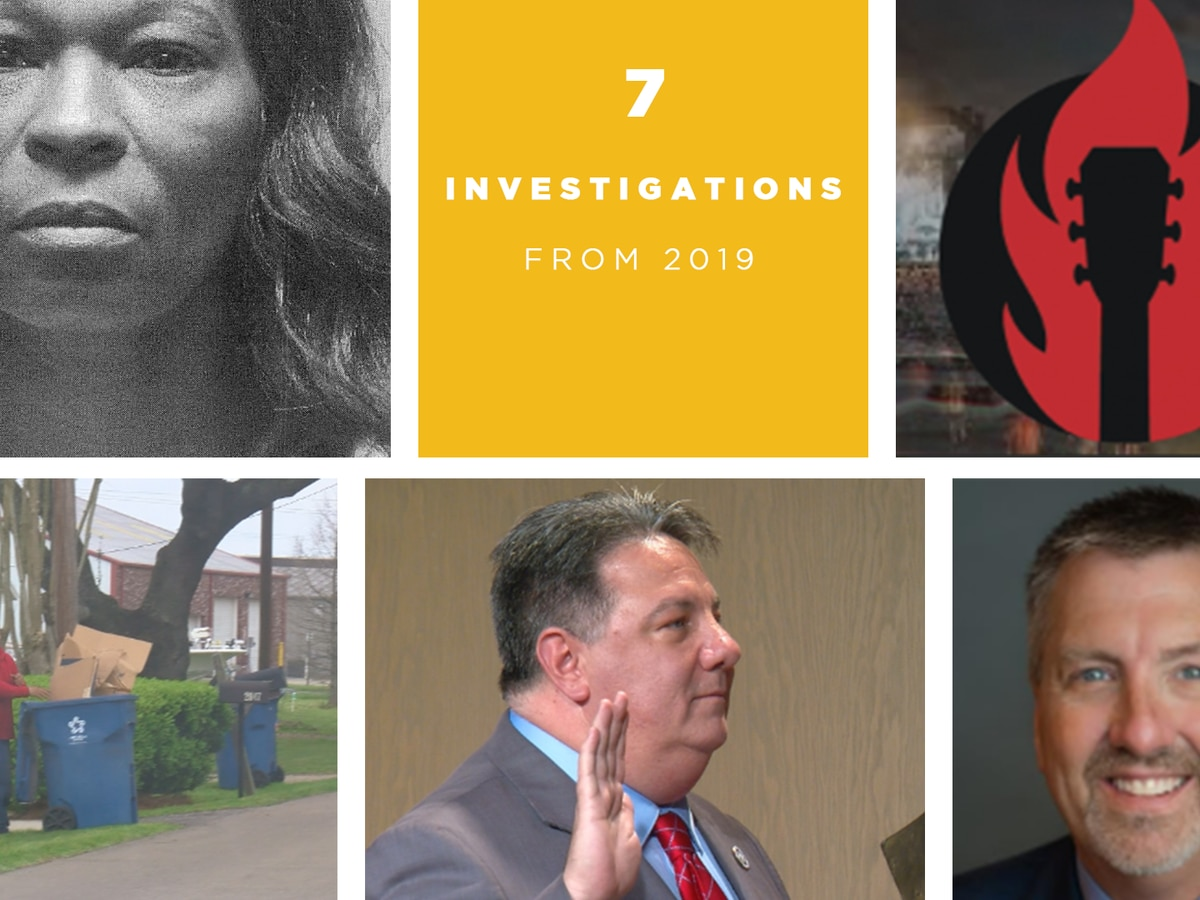 9News investigations in 2019