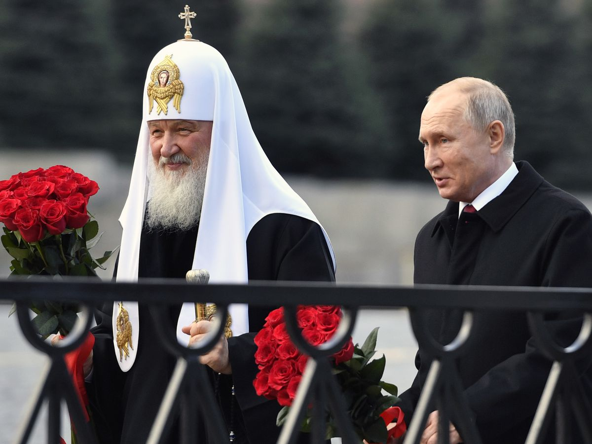Russian Orthodox church calls on UN for help in Ukraine