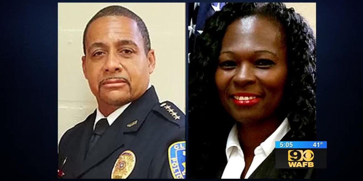Clinton mayor and former police chief plead not guilty in court