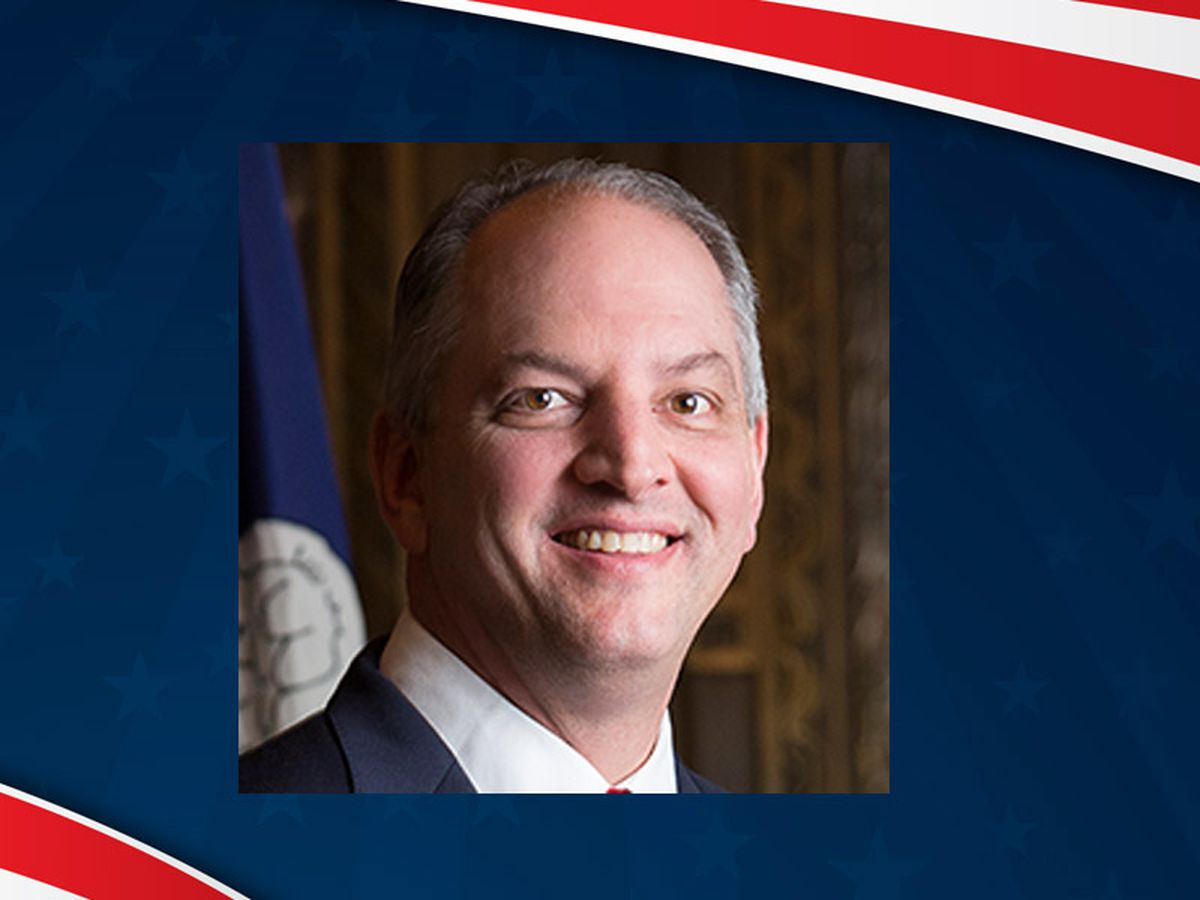 'How sweet it is:' Democratic Governor John Bel Edwards elected to second term