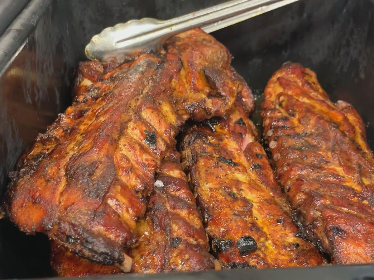 SHOWCASING LOUISIANA: You've got to try this 'cue