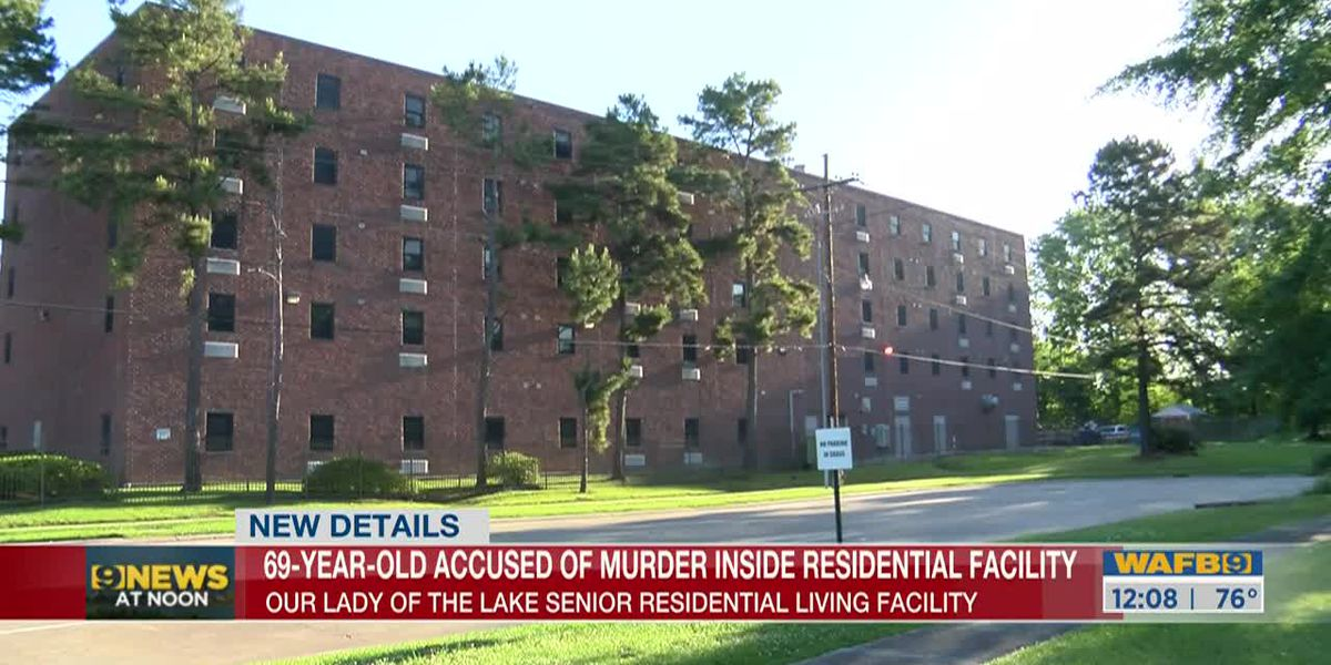 Man faces murder charge in stabbing death at residential facility