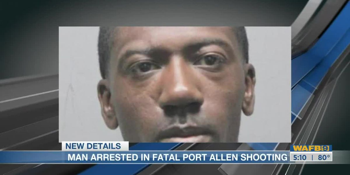 Man arrested in connection with fatal shooting in Port Allen