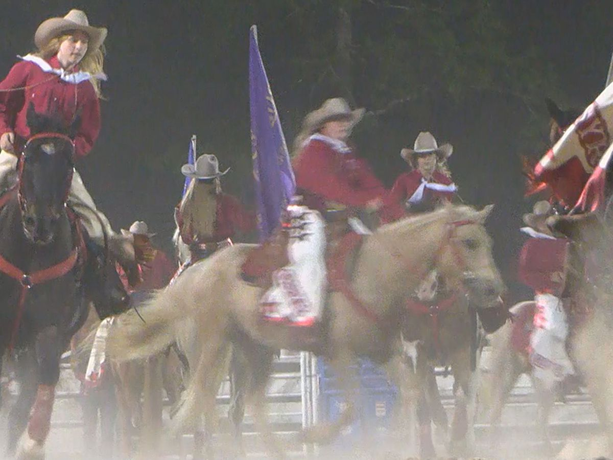 SHOWCASING LOUISIANA: Greenwell Springs Youth Riders