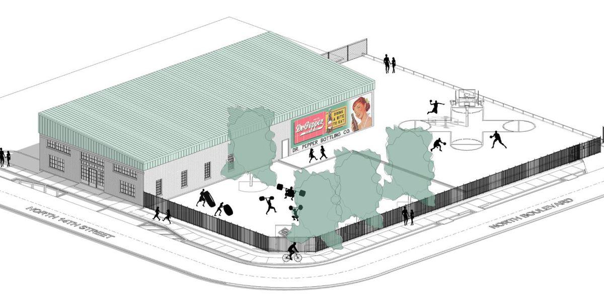 Renovations begin on BREC Boxing Academy, North 14th Street park