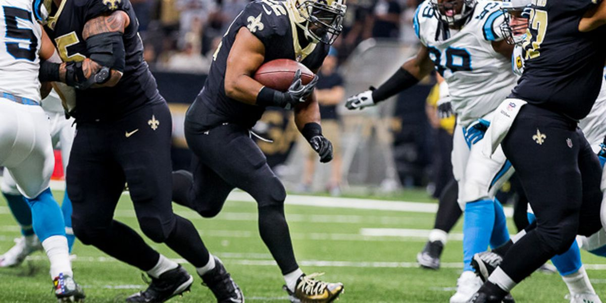 Mark Ingram excited to rejoin Saints