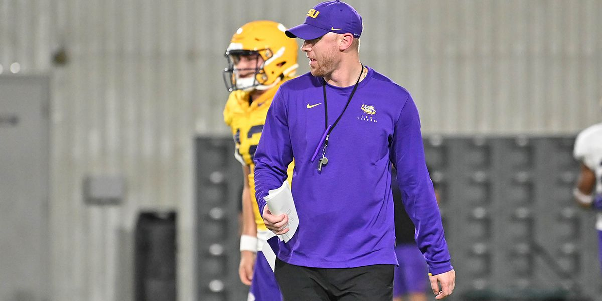 LSU offensive players talk about the excitement on that side of the ball