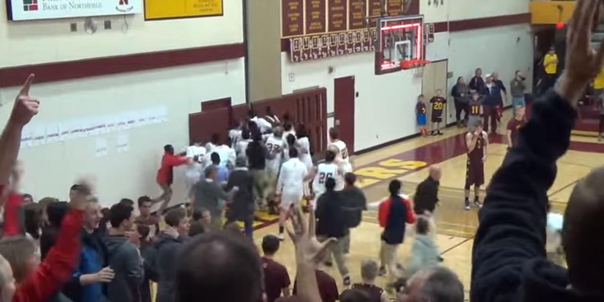Oman! Minnesota high schooler hits buzzer-beater
