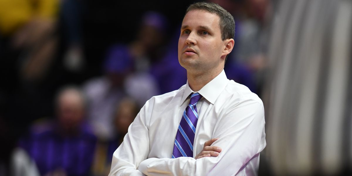 LSU men's basketball set to host UNO