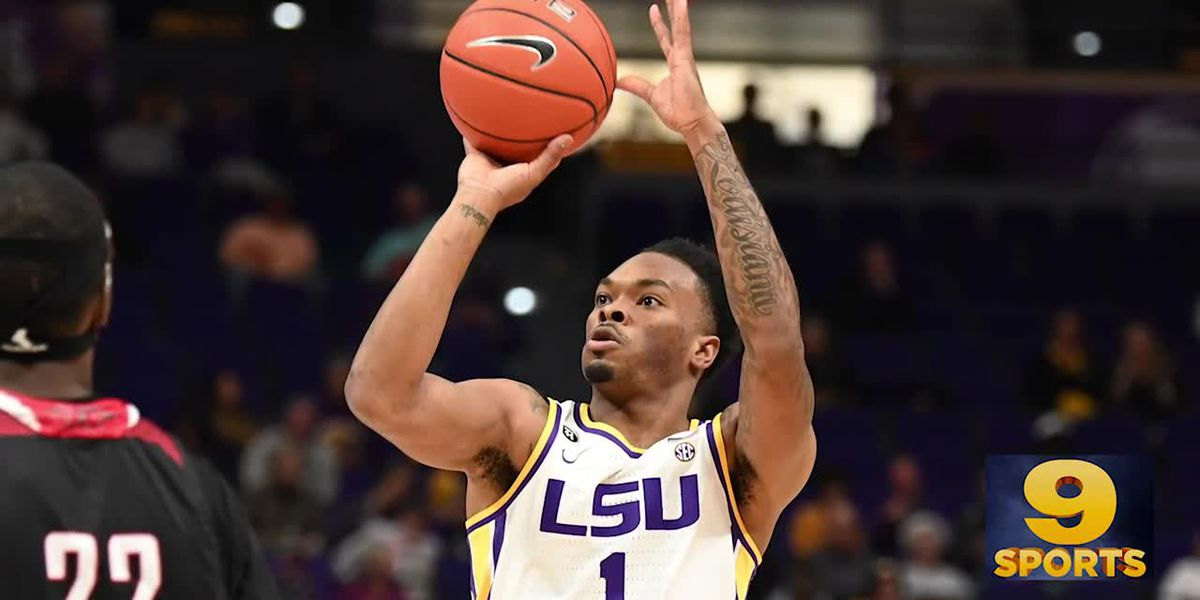 LSU basketball players return after testing NBA waters