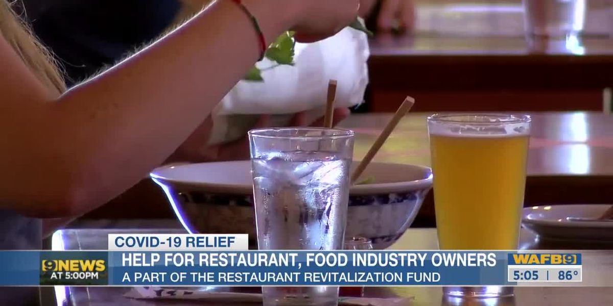 Restaurant owners in La. can now apply for some help