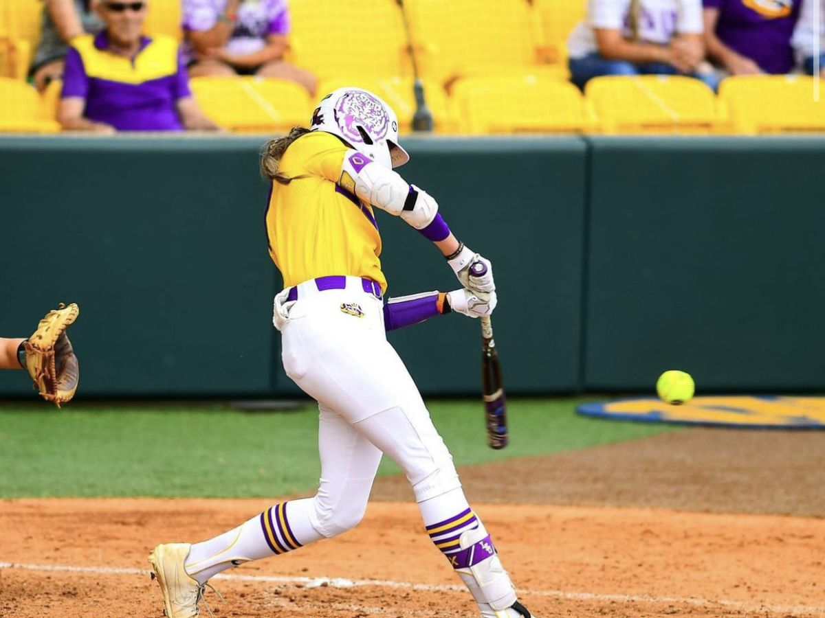 LSU shortstop named SEC Newcomer of the Week