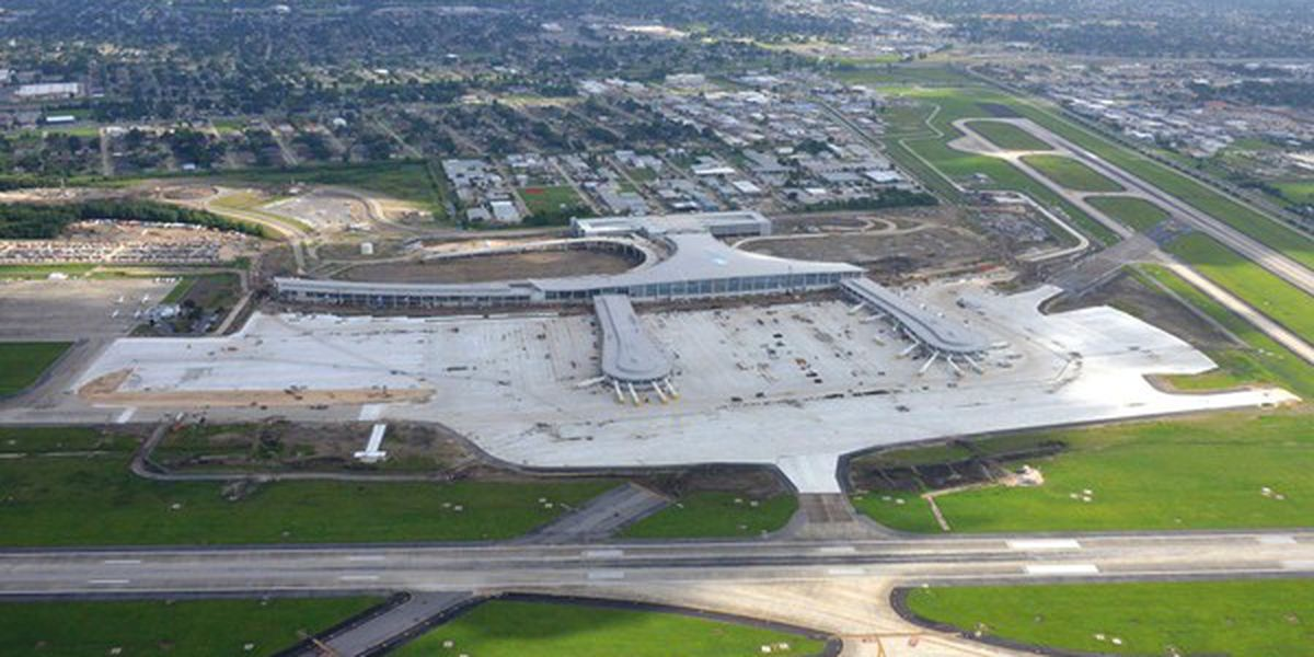 TODAY: Job fair to fill positions at new airport terminal
