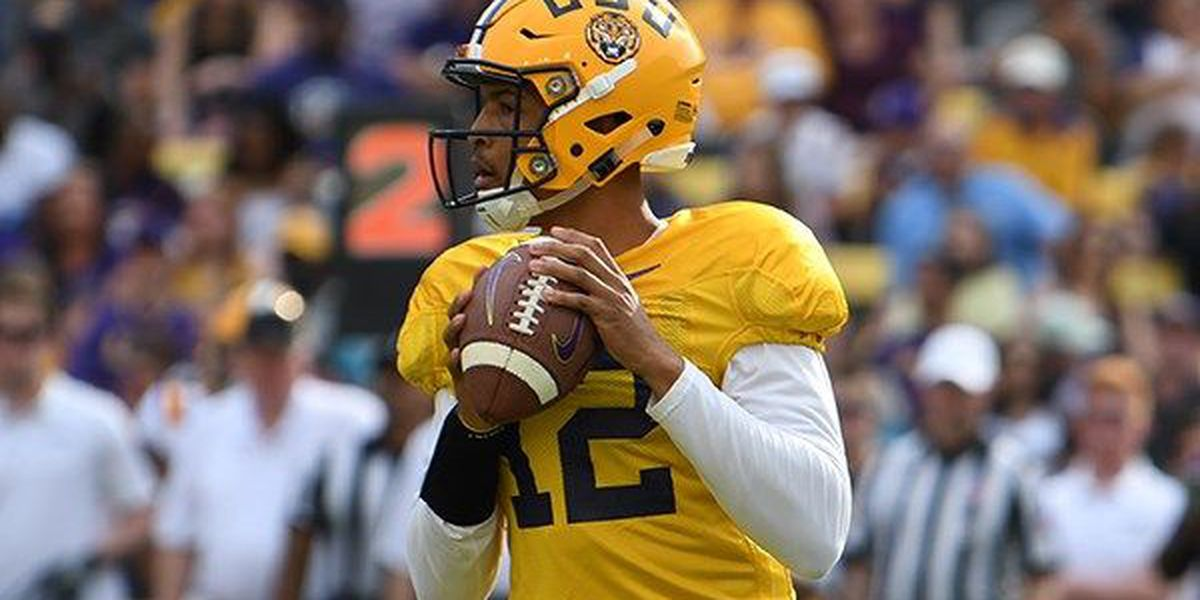 LSU QB Justin McMillan announces he's transferring, second QB to leave in less than 24 hours