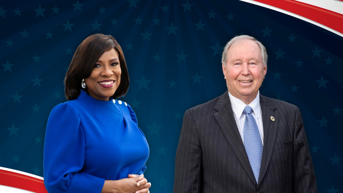 Broome, Carter make final pleas to voters in final Baton Rouge mayoral debate on WAFB-TV