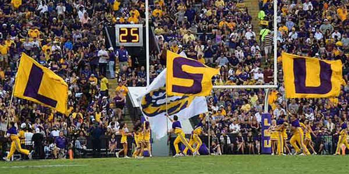 Jacques Doucet's 3 things to look for: LSU vs. New Mexico State
