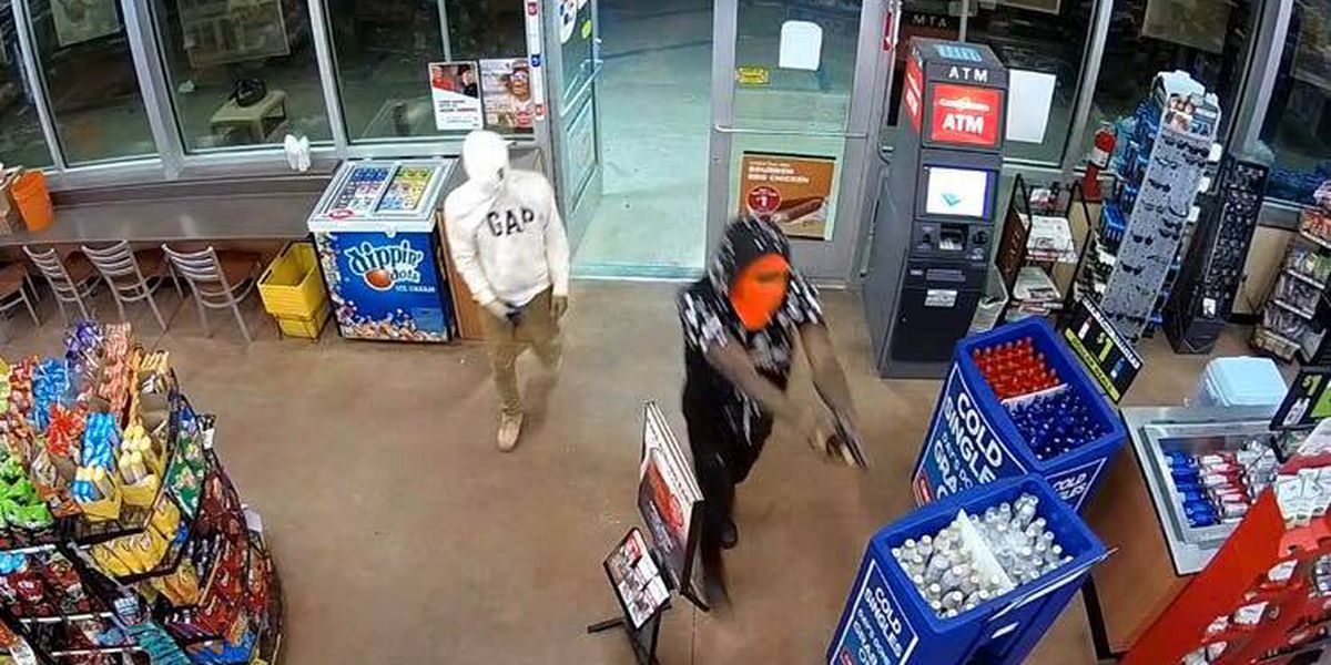 WANTED: Trio of armed men accused of robberies in multiple parishes