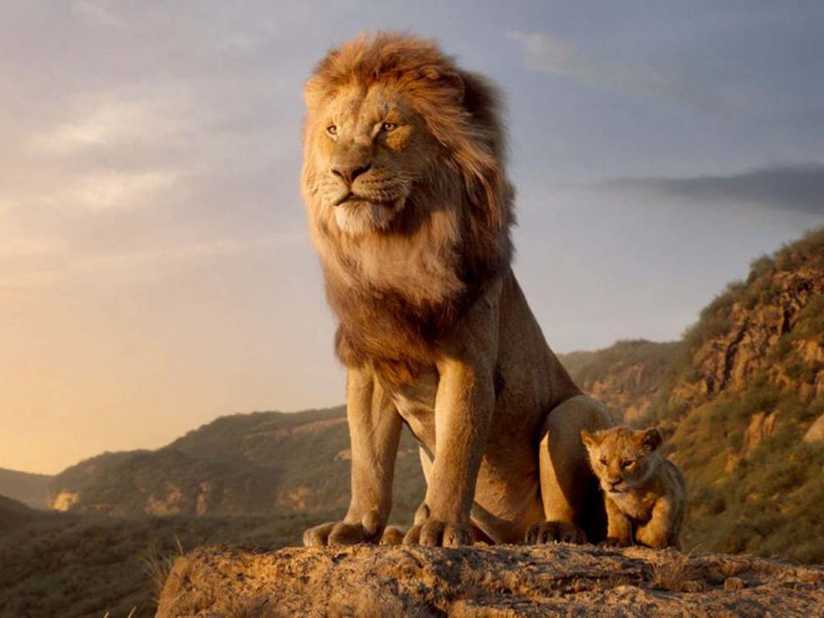 WEEKEND BOX OFFICE: 'The Lion King' dominates in its opening weekend as 'Avengers: Endgame' breaks the all-time record