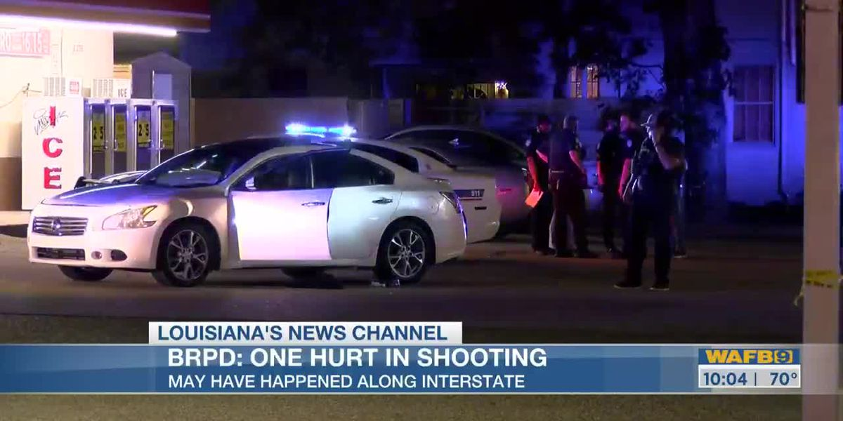 1 hurt in shooting near Highland Road, State Street