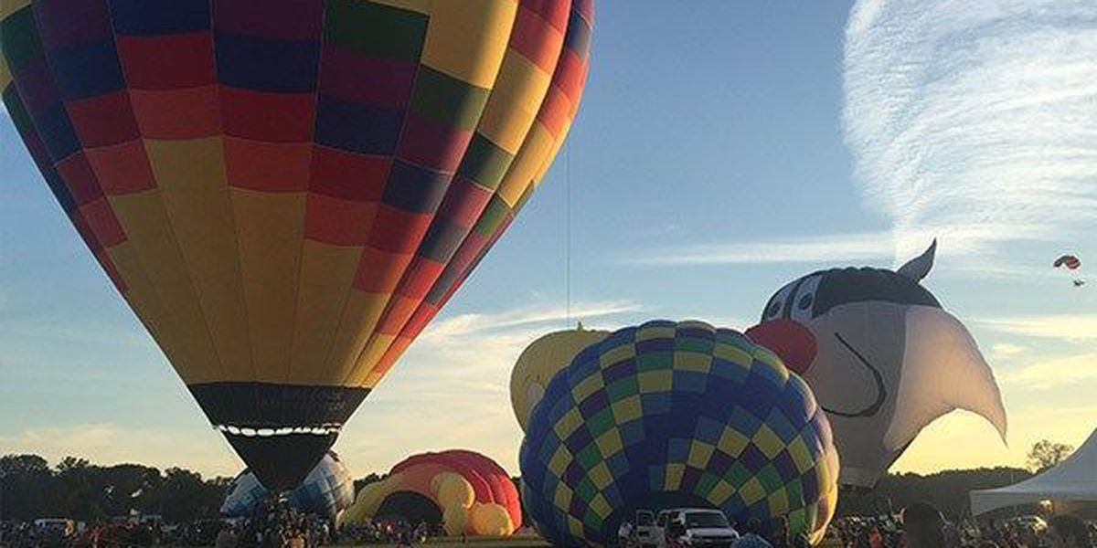 Ascension Hot Air Balloon fest gets green light for 2016