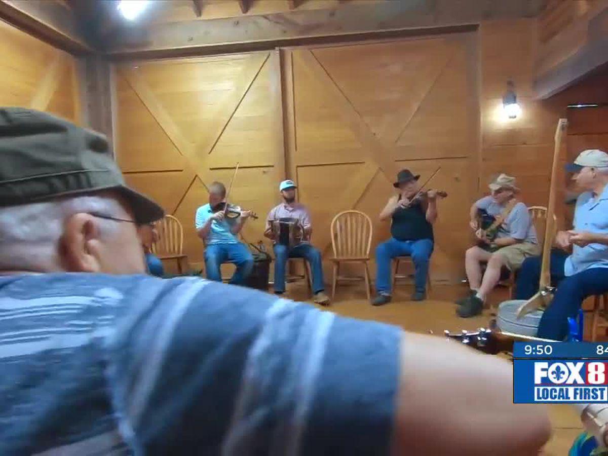 Heart of Louisiana: Vermilionville Jam