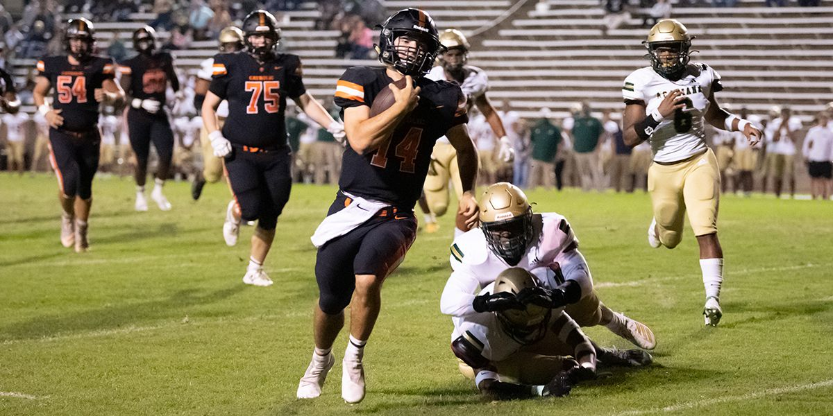 SPORTSLINE FRIDAY NITE: Week 7 Scoreboard