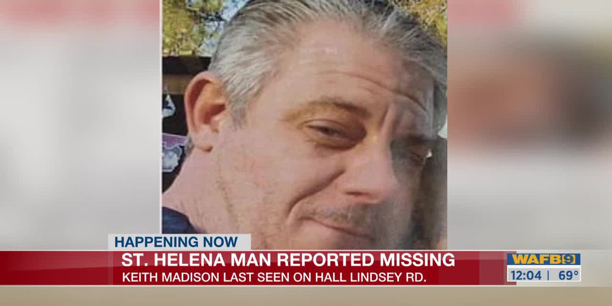 Authorities need help in locating 46-year-old man from Greensburg, La.