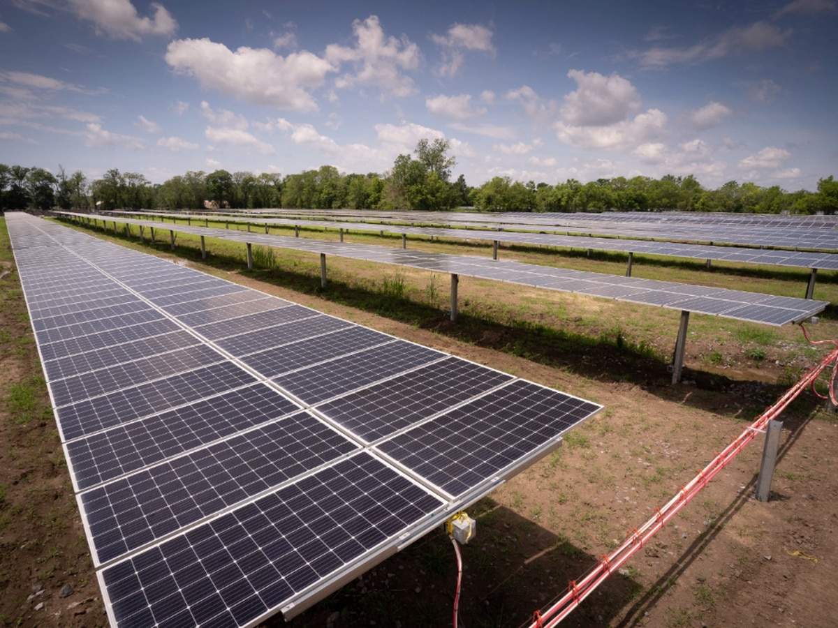 Solar power facility in WBR Parish officially up and running