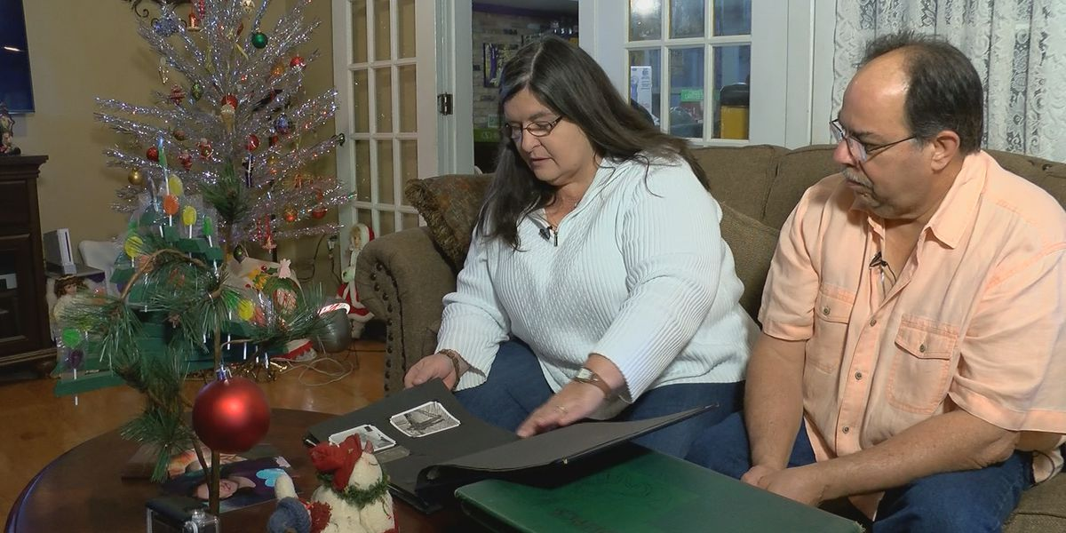 First Christmas: Coping with three decades of memory loss