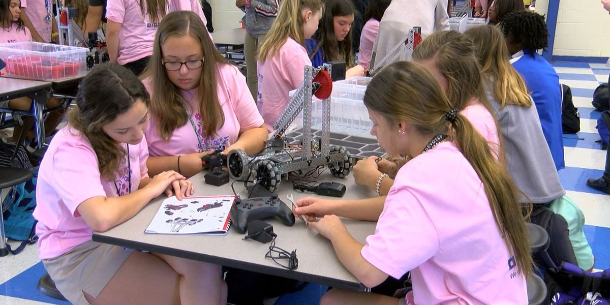 BASF encourages high school girls to pursue STEM careers