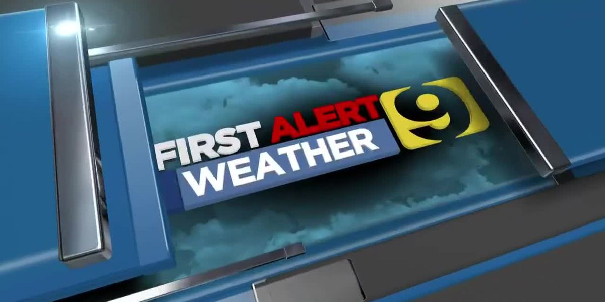 WAFB First Alert Weather July 13 Noon