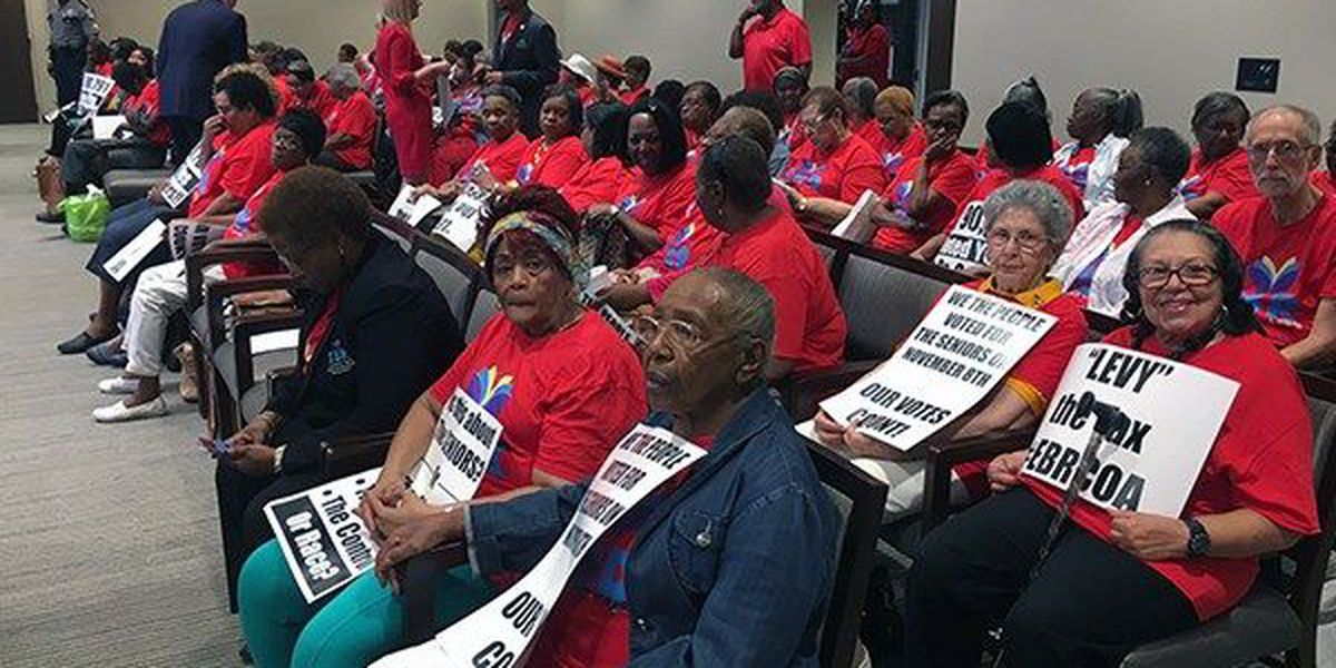 Metro council approves tax to benefit Council on Aging; Sterling agenda items delayed