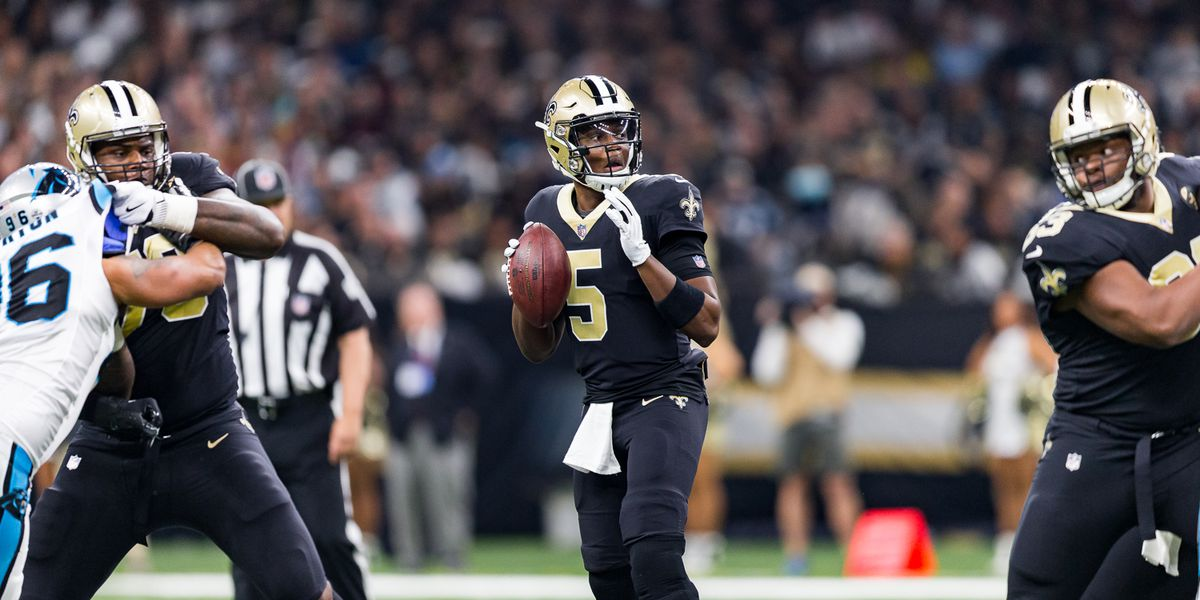 Quarterback Teddy Bridgewater feeling more comfortable in Saints offense