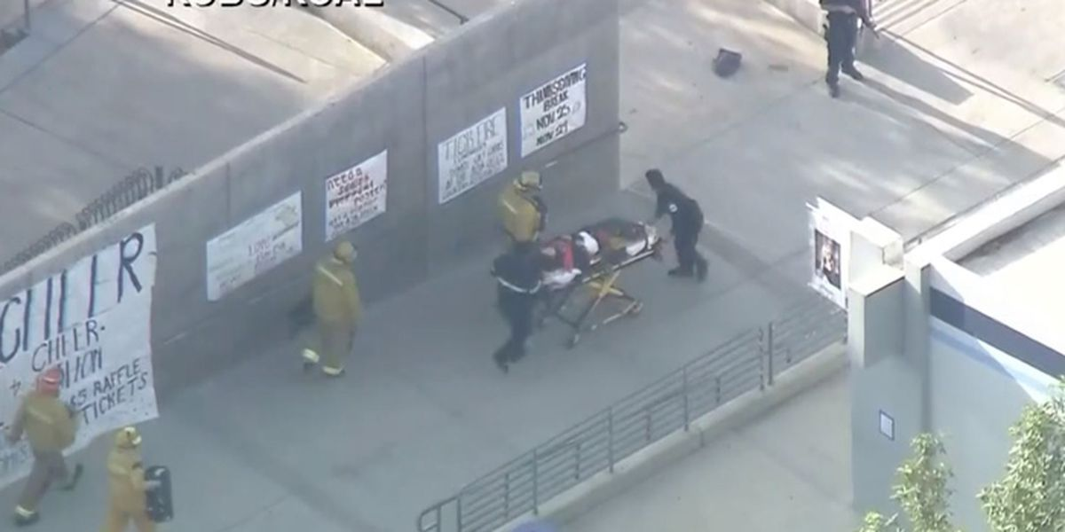 LIVE: 1 dead, suspect in custody in Southern California school shooting