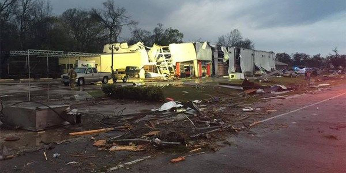 Gov. Edwards declares state of emergency in seven parishes after severe weather
