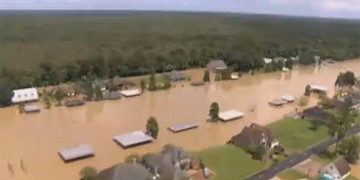 Disaster recovery meeting takes place in French Settlement