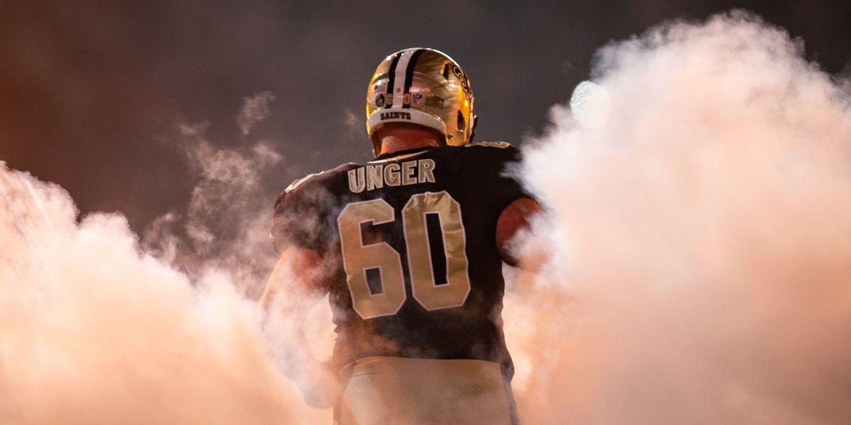 Saints center Max Unger retires