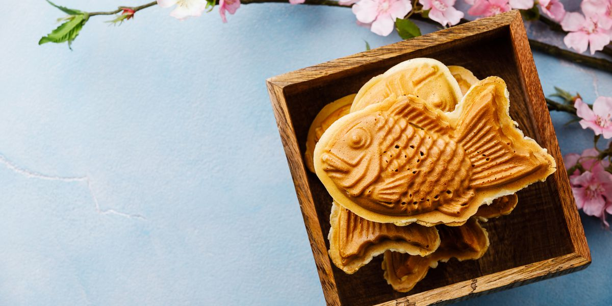 Ever Tried Taiyaki This Asian Inspired Dessert Shop