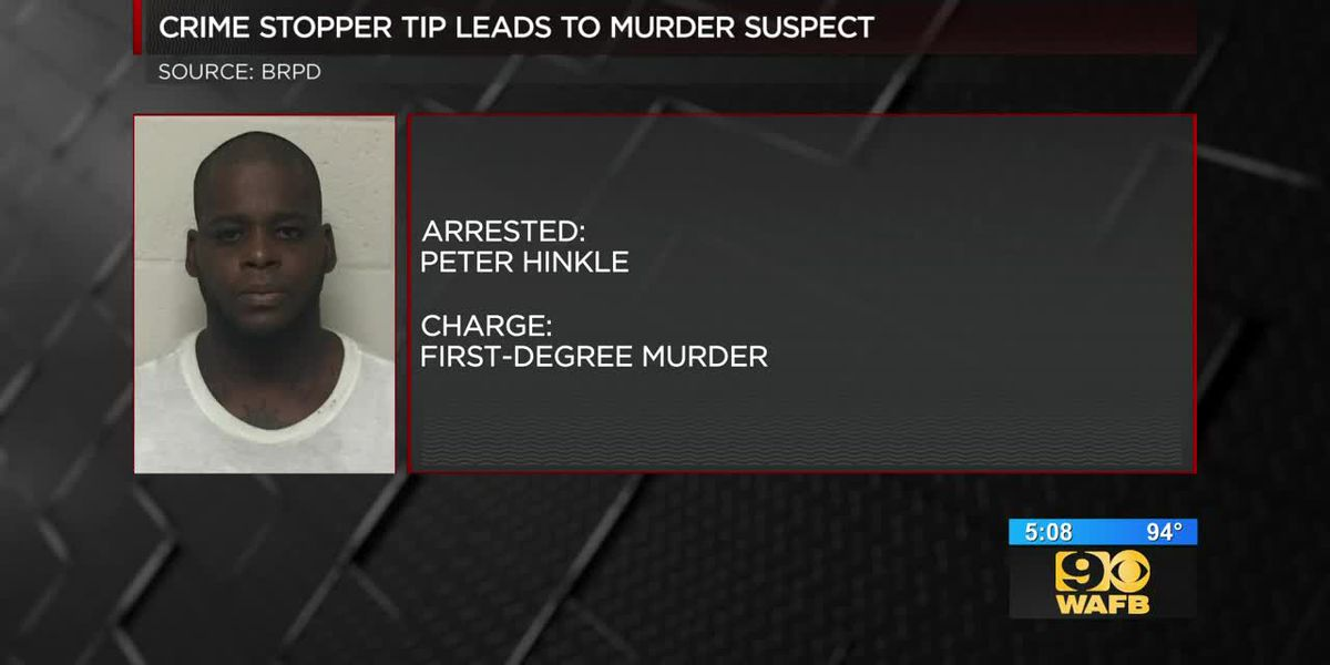 Third suspect arrested for murder at Baton Rouge hotel