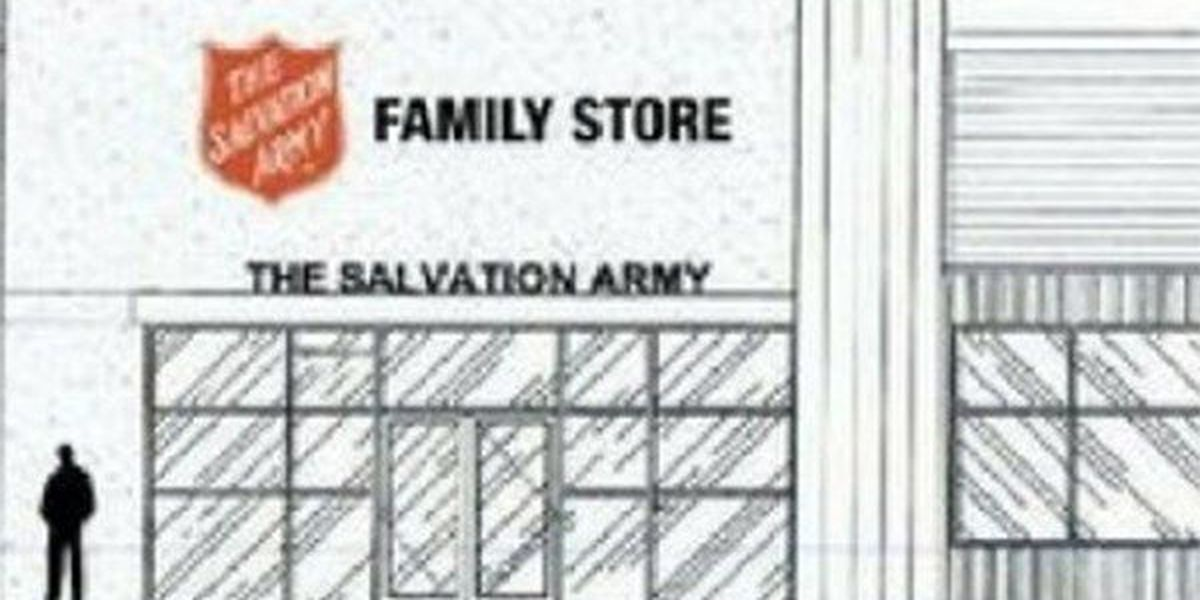 Salvation Army opens new Family Store and Donation Center