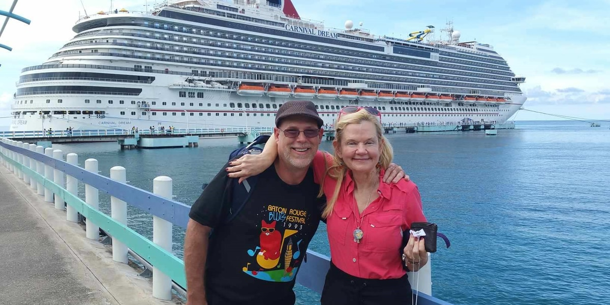 Couple plans post-pandemic getaway; travel agent sees a mix of rebooking and cancellations
