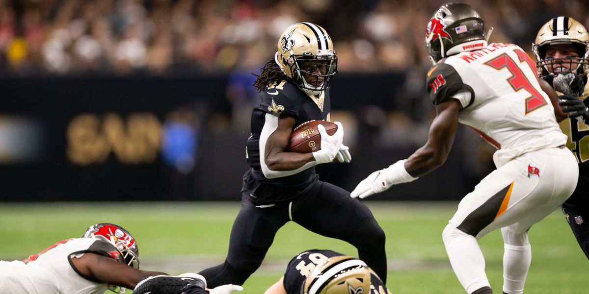 Alvin Kamara focused on many things going into season but new contract isn't one of them