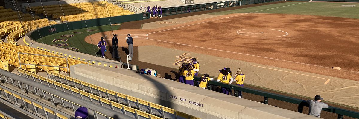LSU allowing 100% capacity for all outdoor sporting events, effective immediately