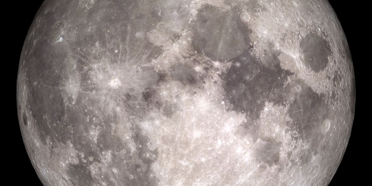 December's Moon Turns Full On 12/12 at 12:12am