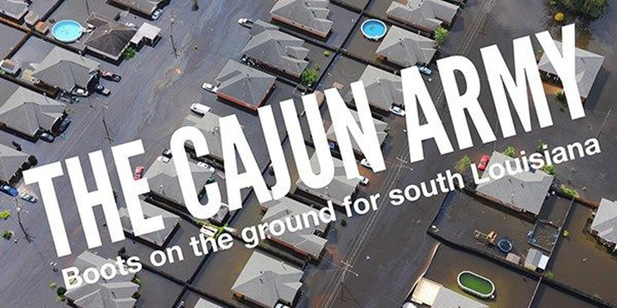 RELATED STORIES: The Cajun Armed Forces