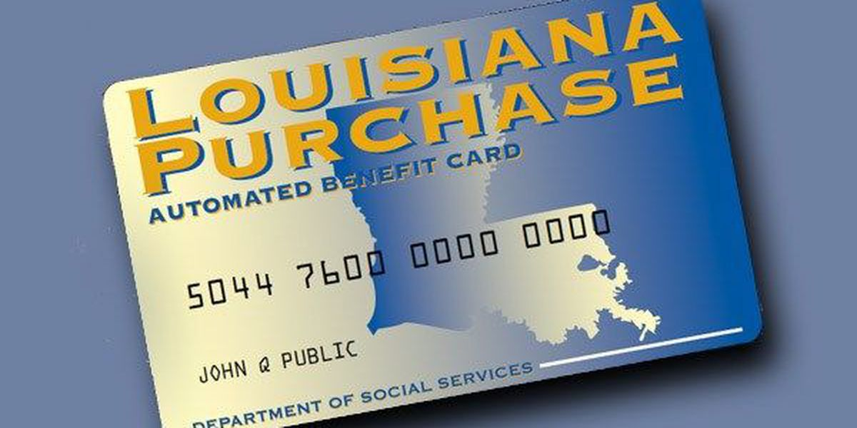 DCFS reports interruption of EBT service for about an hour in Louisiana, other states